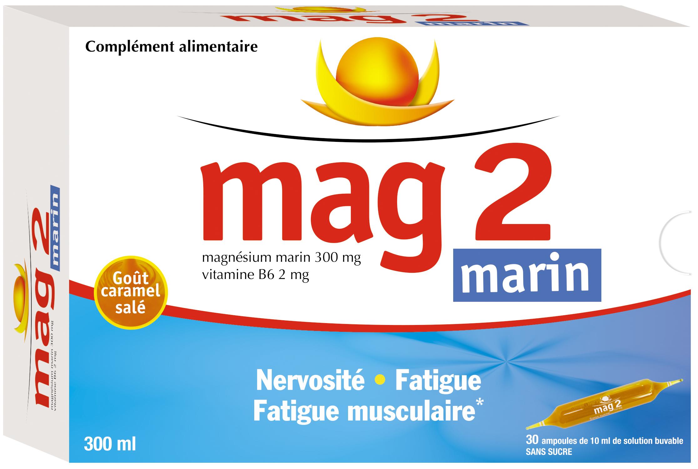 magnesium marin ampoule