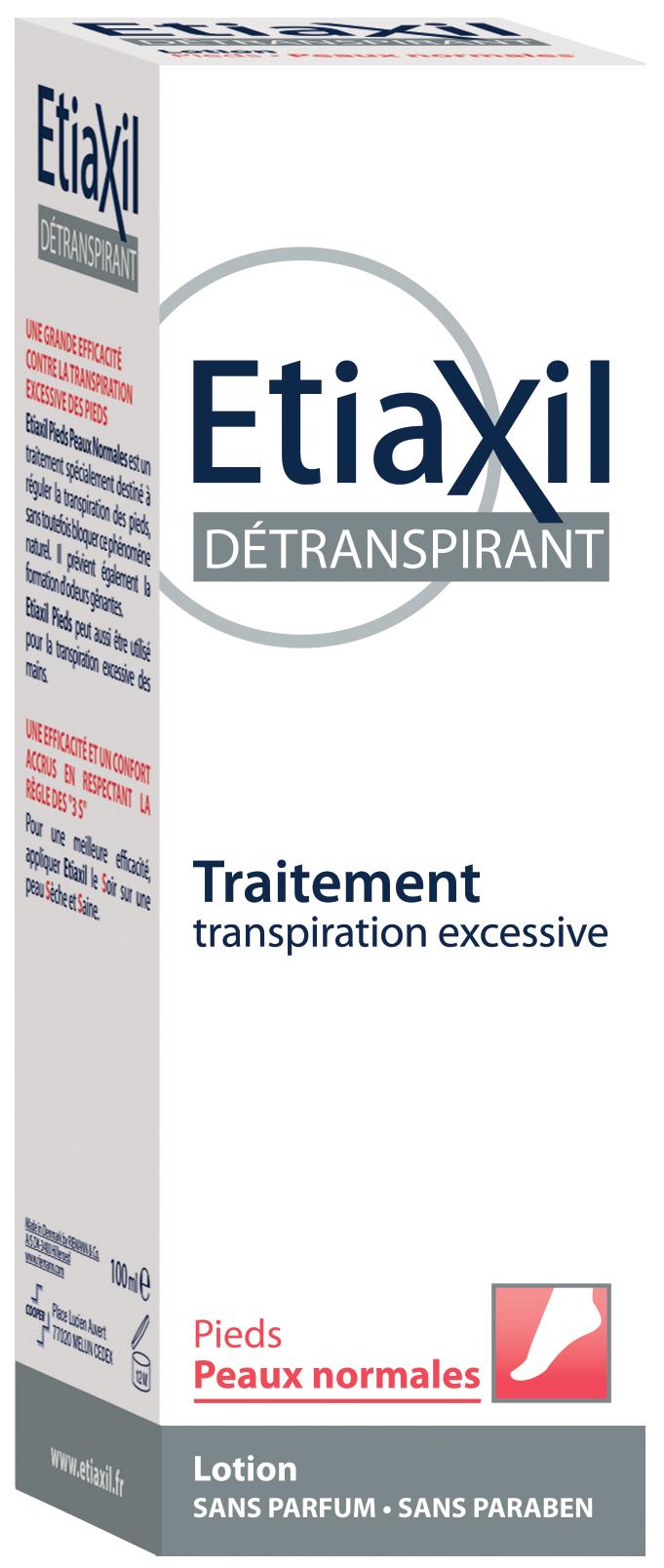 traitement contre la transpiration excessive